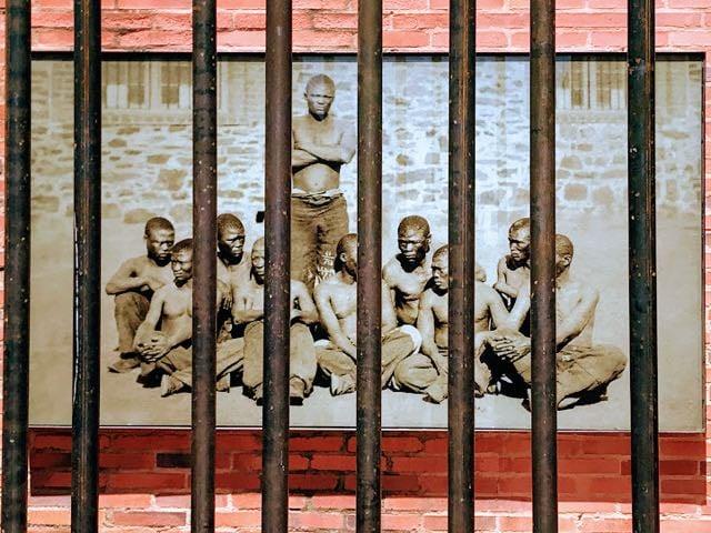 10 Best activities in Johannesburg for Touritsts Apartheid Museum