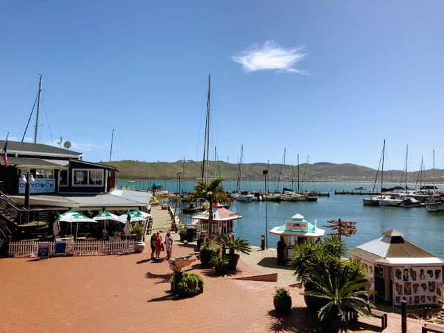 Baz Bus Review The Garden Route South Africa Knysna Waterfront