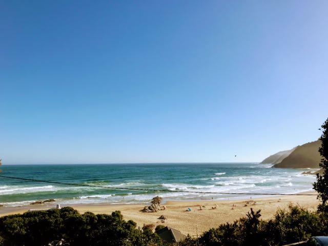 Baz Bus Review The Garden Route South Africa Wilderness Beach