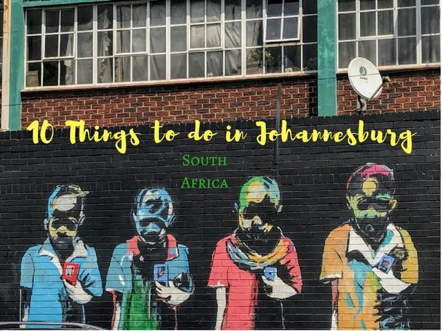 10 Best Tourist Activities Things to do in Johannesburg