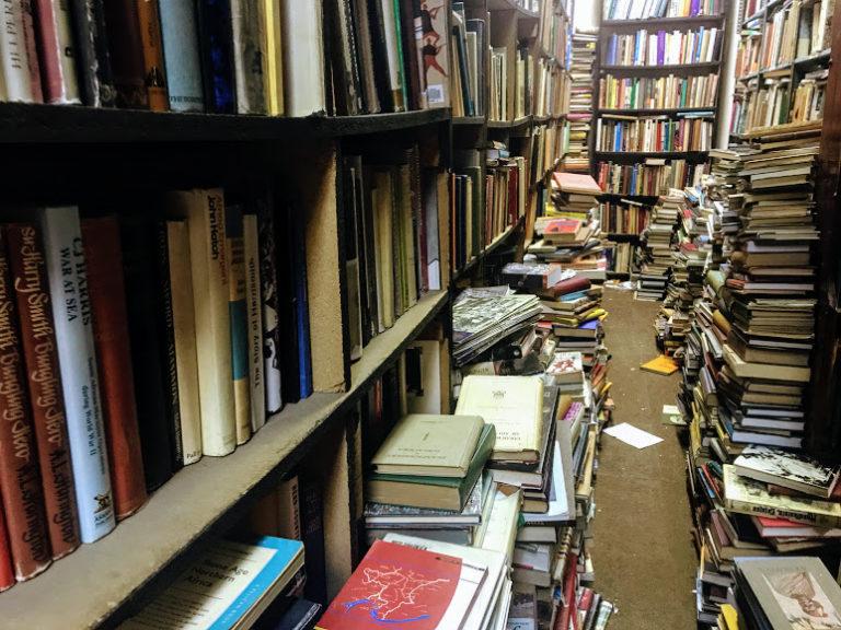 Best tourist activities johannesburg collector's treasury bookstore