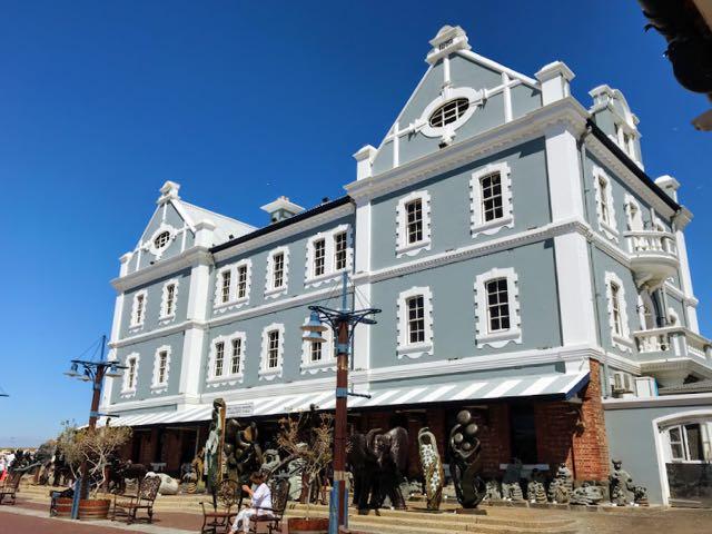 Cape Town Victoria Harbour