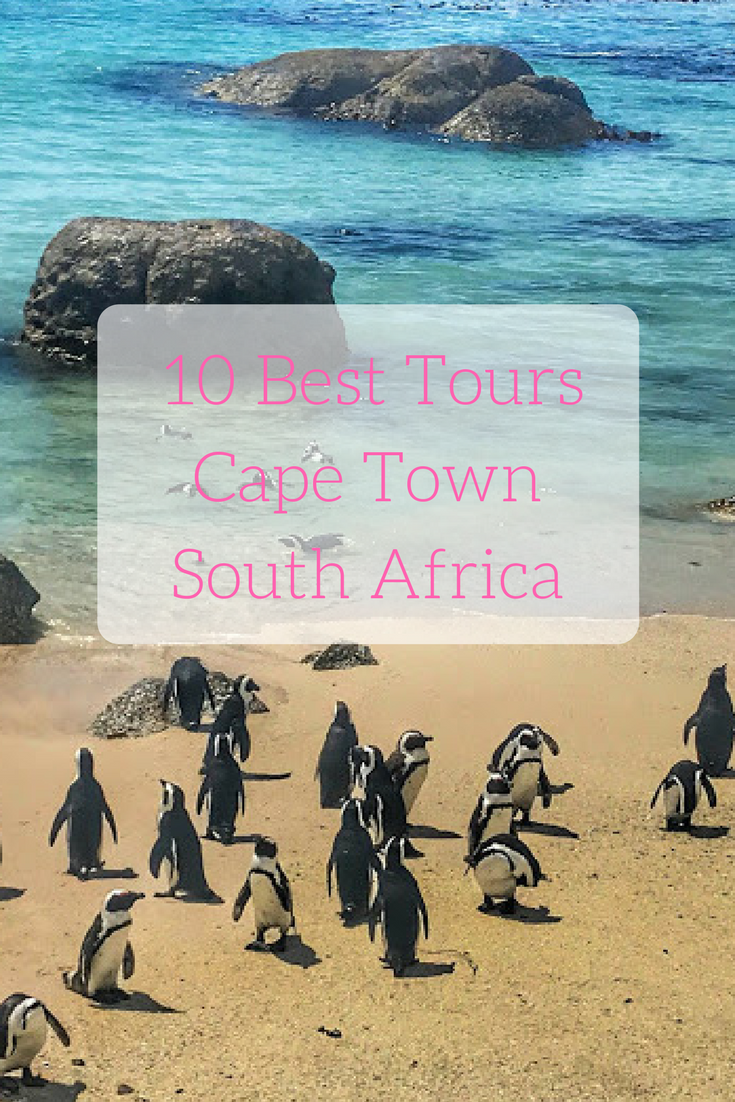 10 Best Things to do in Cape Town South Africa