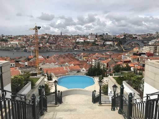 Alternative things to do in porto - the yeatman spa