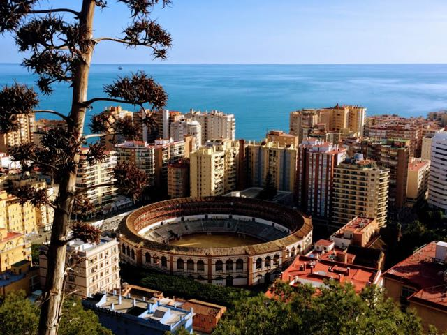 Best Cities with Beaches - Malaga