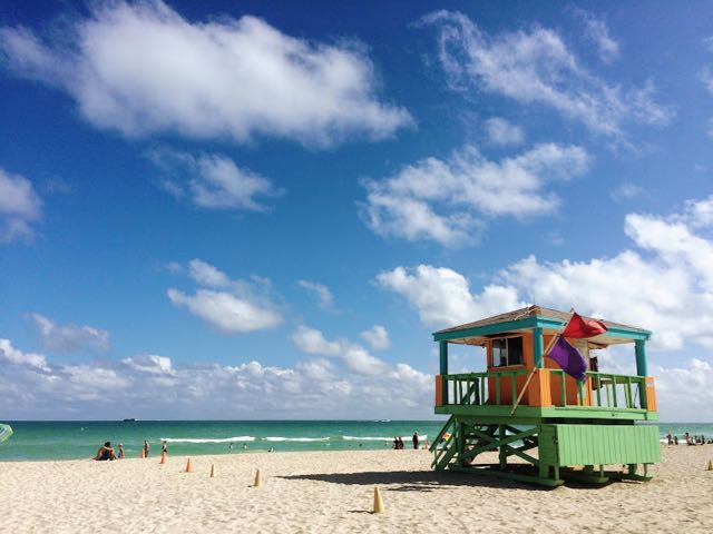 Best Cities with Beaches - Miami