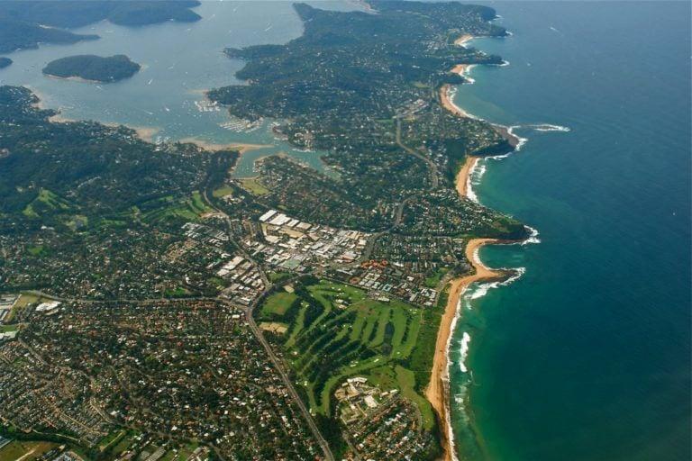 Best cities with beaches sydney