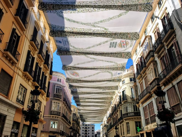 Best Things To Do in Malaga Calle Lario Shopping Street