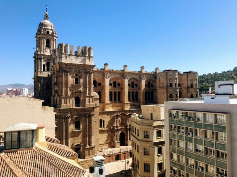 Best Things To Do in Malaga Rooftop Bar Molina Lario Hotel