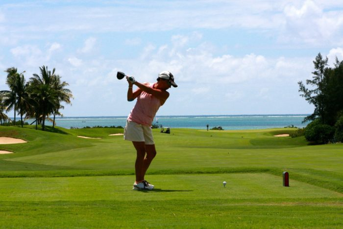 Golf Villa in French Riviera
