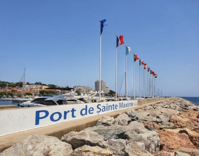 Port de Sainte Maxime SainteMaxime villa