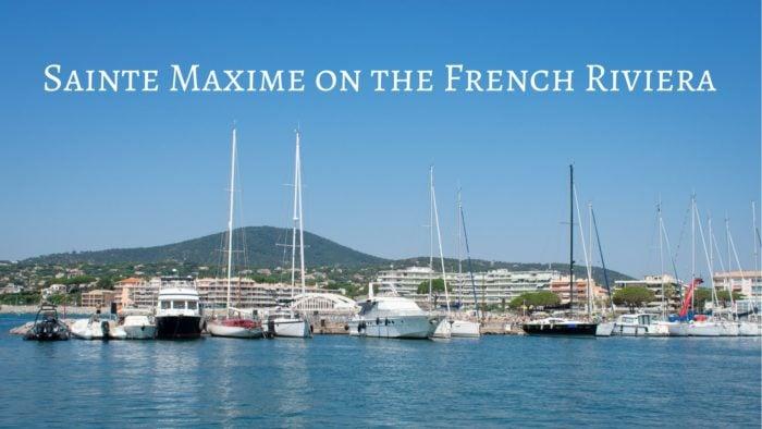Sainte Maxime France