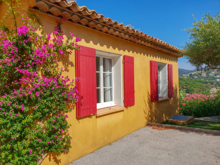 Sainte Maxime France Villa on the French Riviera