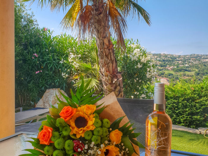 Sainte Maxime Villa Gifts