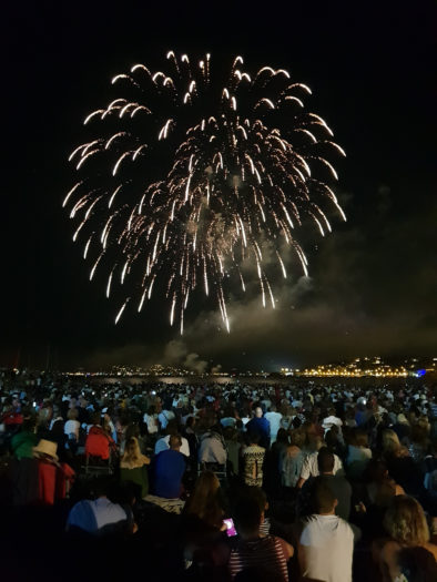 Sainte Maxime Fireworks