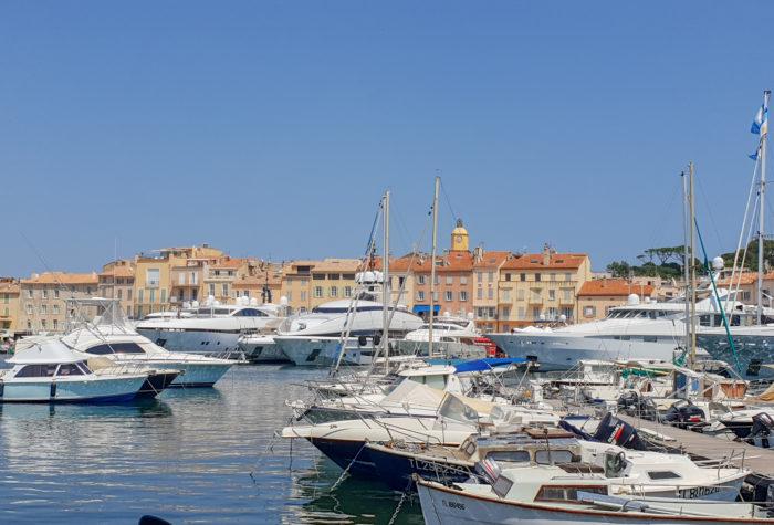SainteMaxime villa St Tropez Port