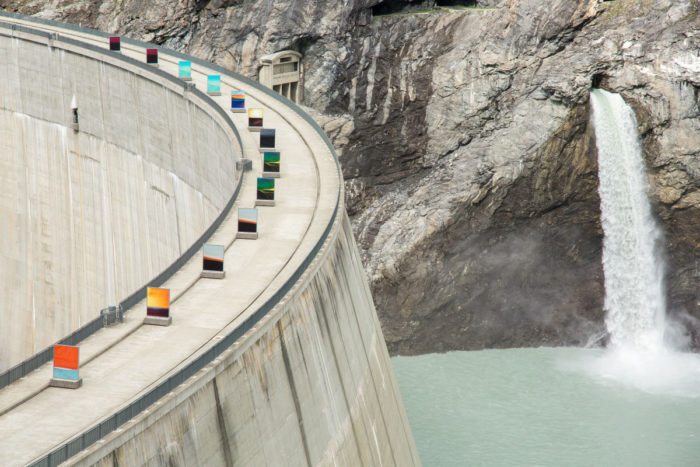 Things to do in Verbier in Summer Mauvoisin Dam