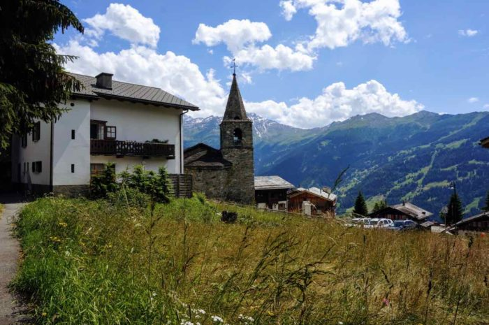 Things to do in Verbier in summer verbier village