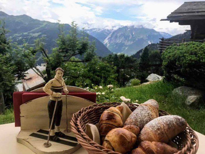 Things to do in Verbier in summer views