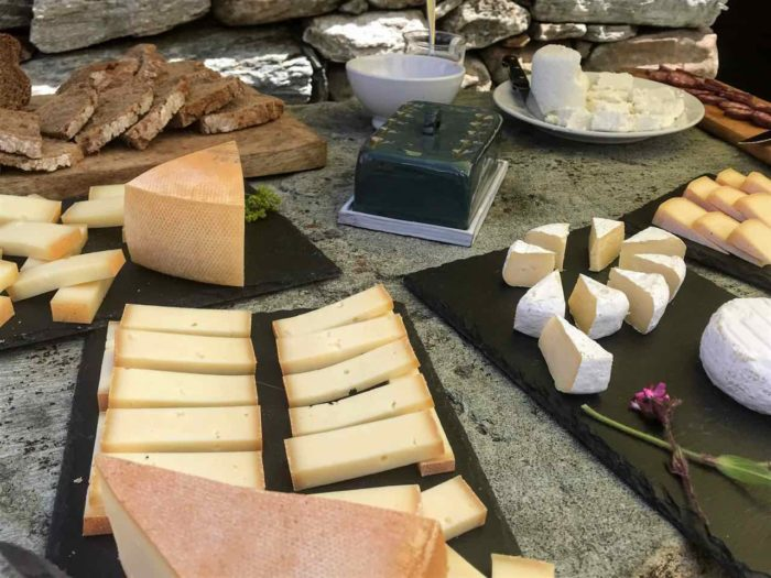 Things to do in verbier in summer cheese