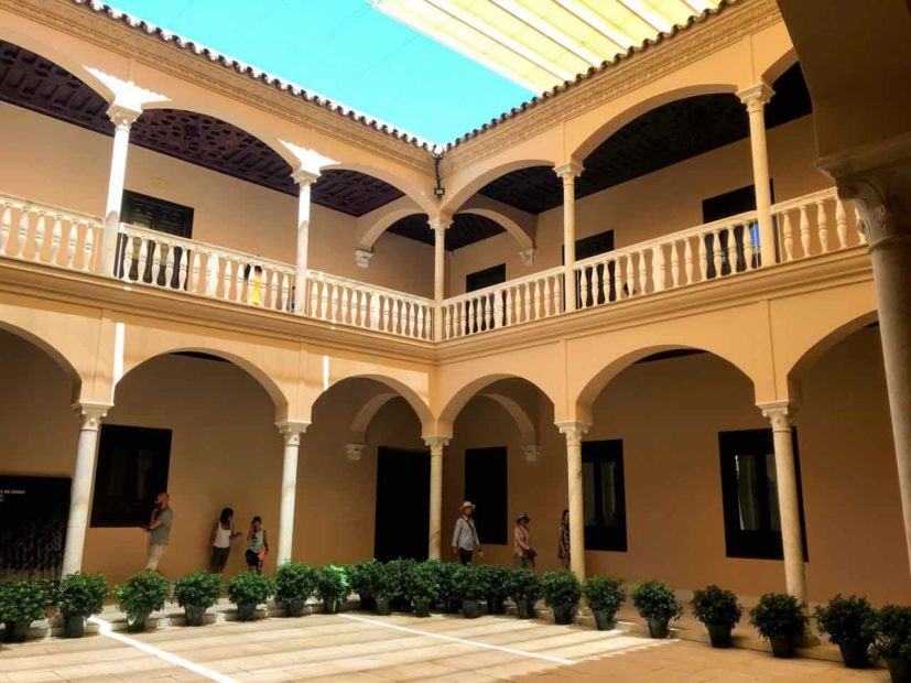 Best thing to do in malaga spain Picasso museum