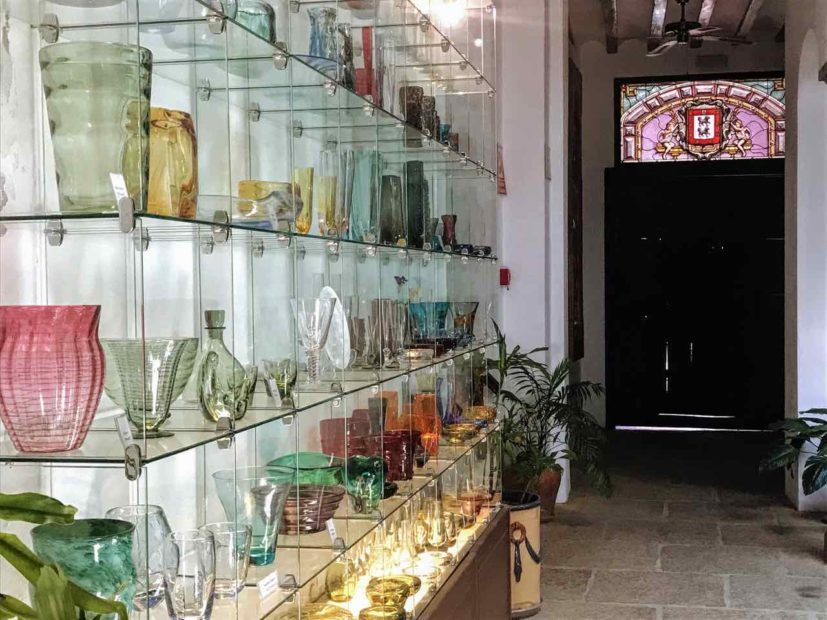 Best thing to do in malaga spain glass and crystal museum