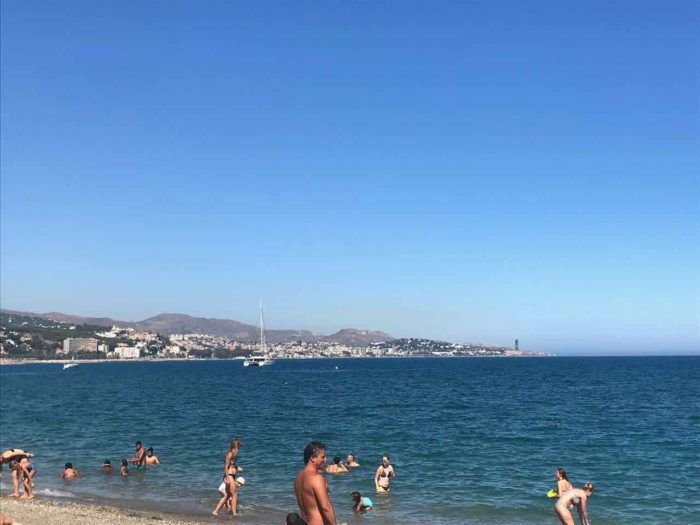 Best things to do in malaga - city sights massage beach