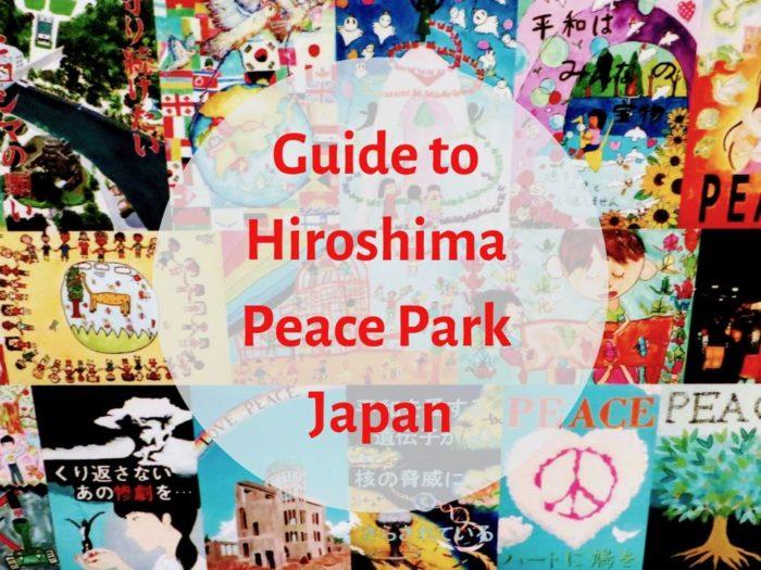 Things to do in Hisroshima Hiroshima Peace Park Main