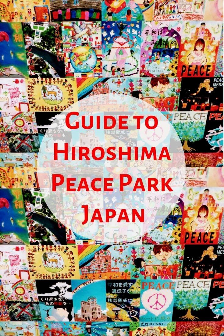 Things to do in Hiroshima Hiroshima Peace Memorial Park