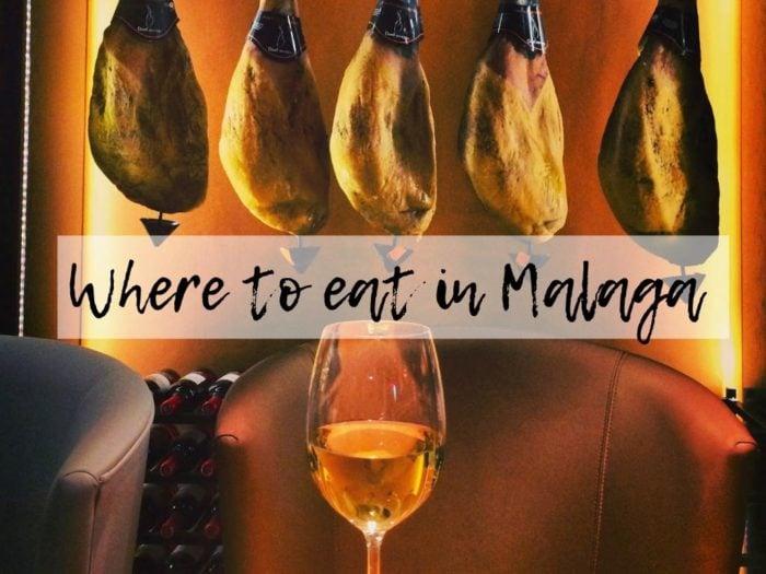 Where to eat in Malaga Tapas in Malaga