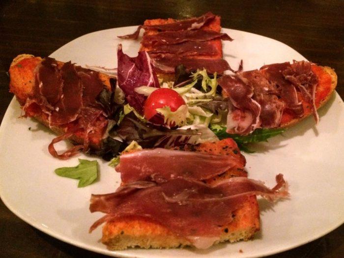 Where to eat in malaga tapas El Gallo Ronco