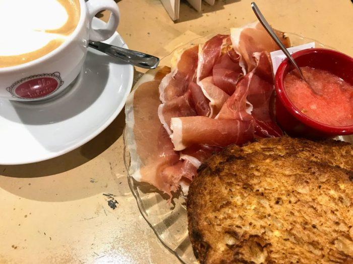 Where to eat in malaga tapas La Bella Julieta