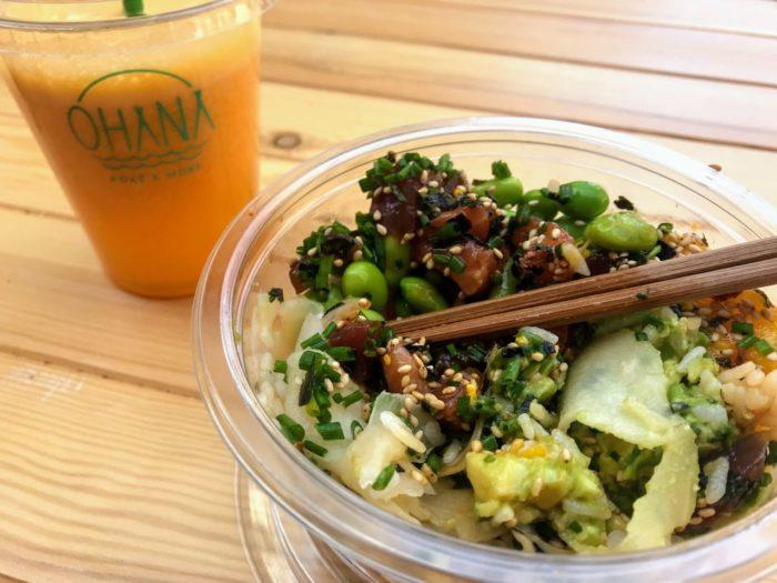 Where to eat in malaga tapas Ohana