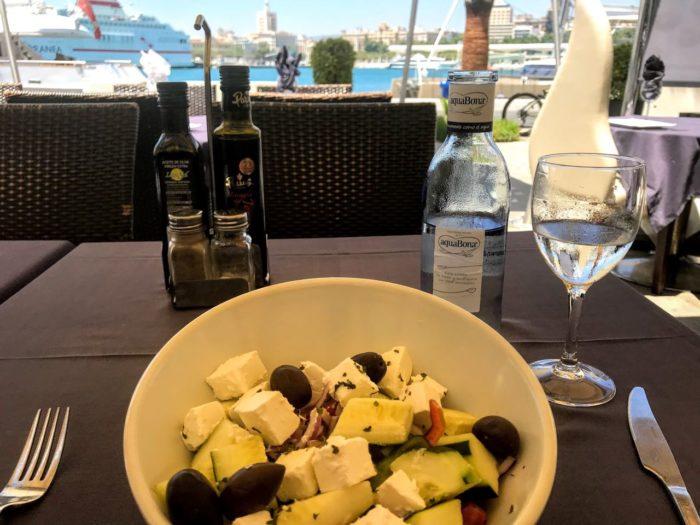 Where to eat in malaga tapas Saloniki