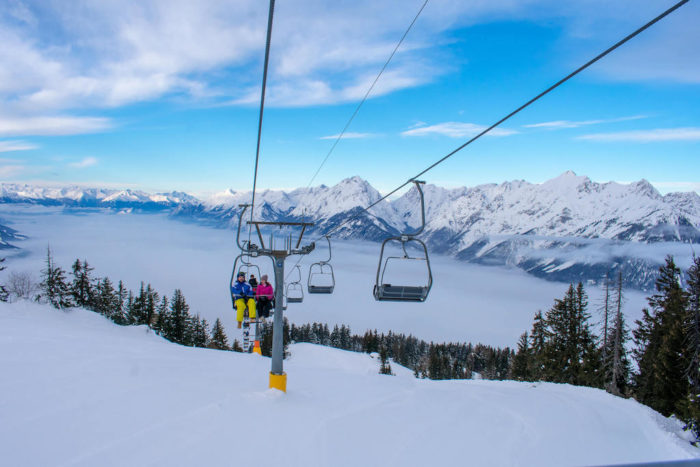 Things to do in Austria in Winter