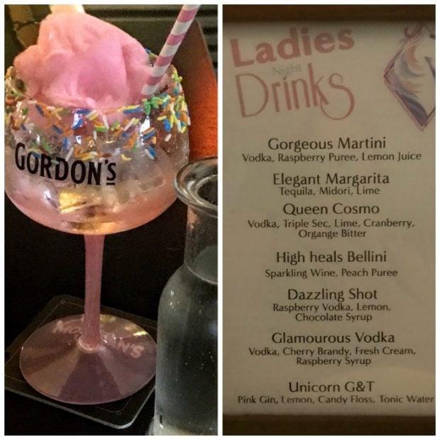 Things to do in Dubai ladies night