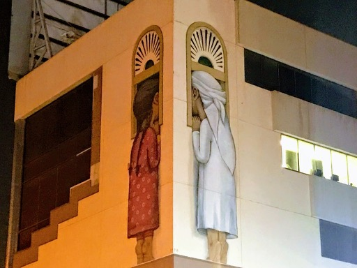 things to do in Dubai - street art local culture