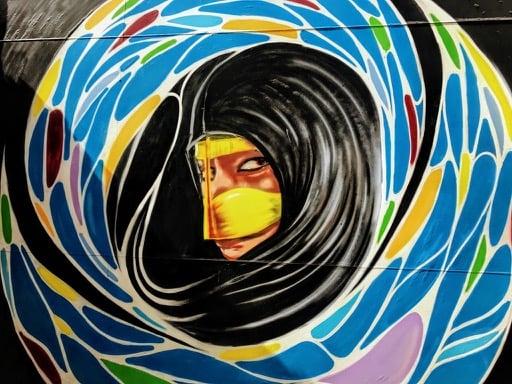 things to do in Dubai - street art
