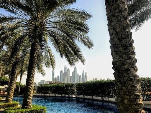 things to do in Dubai - the Palm Jumeriah