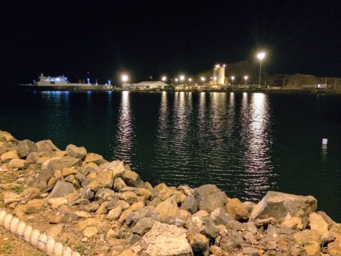 Taking the Baja Ferry from Topolobampo to La Paz Los Mochis Port