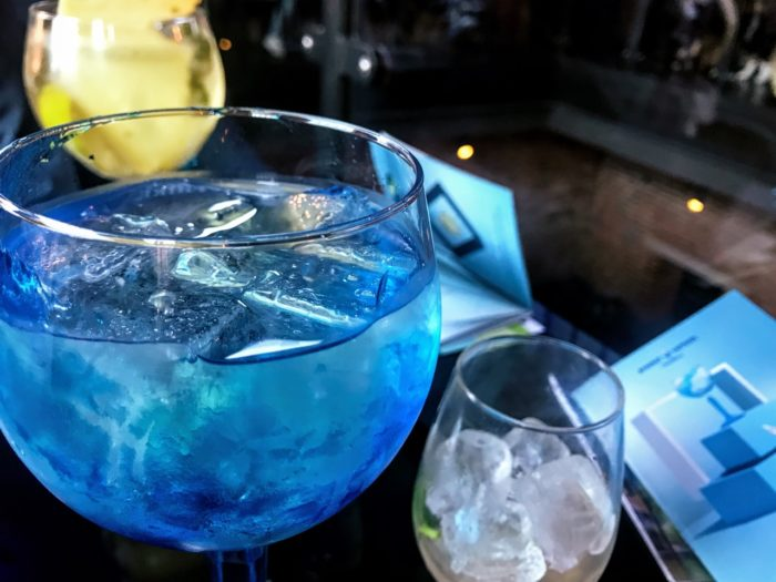 Planning a Bombay Sapphire Distillery Tour at Laverstoke Mill Bombay Sapphire Glasses