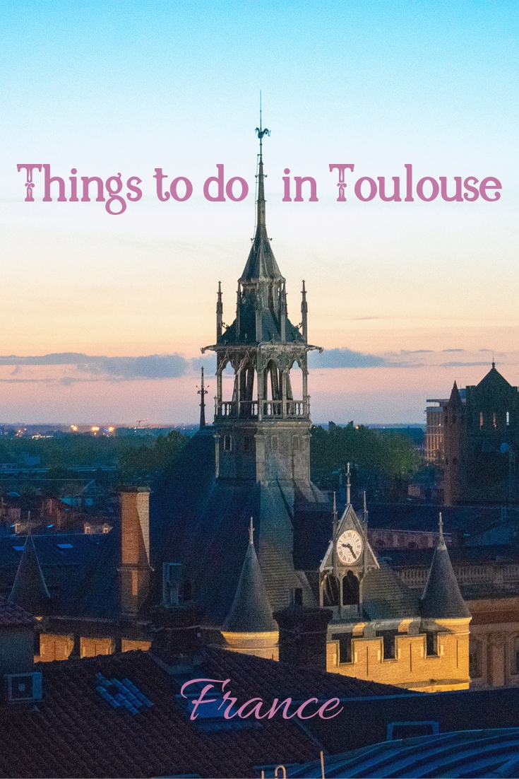 10 best things to do in Toulouse Pinterest