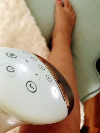 Does IPL at home work - Philips Lumea Review 1