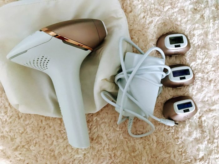 Does IPL at home work - Philips Lumea Review 8