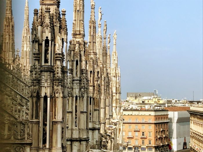 Things To Do In Milan Duomo Rooftop