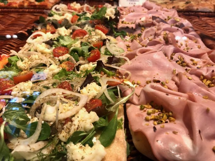 Things To Do In Milan Foccacia