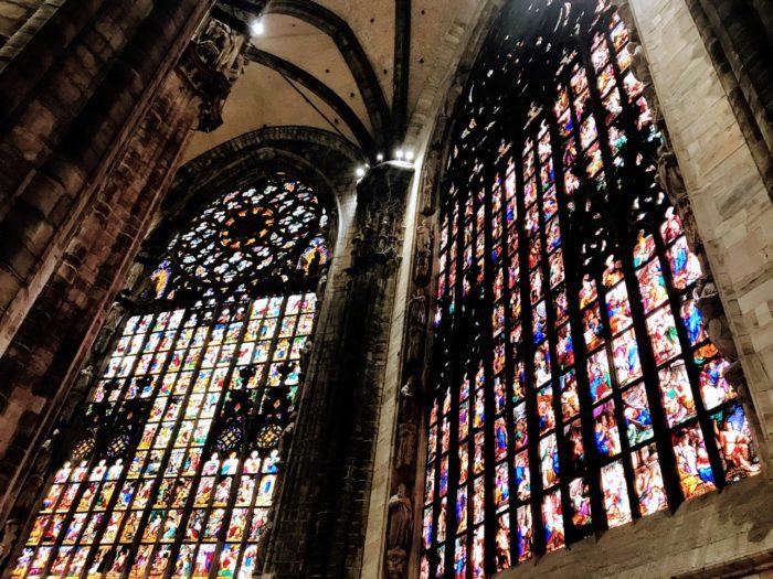 Things To Do In Milan Inside the Duomo