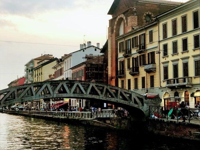 Things To Do In Milan Navigli Canal