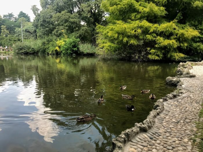 Things To Do In Milan Sempione Park