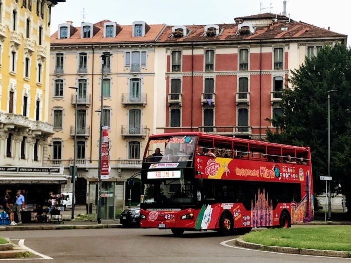 Things to Do in Milan City Sightseeing Bus